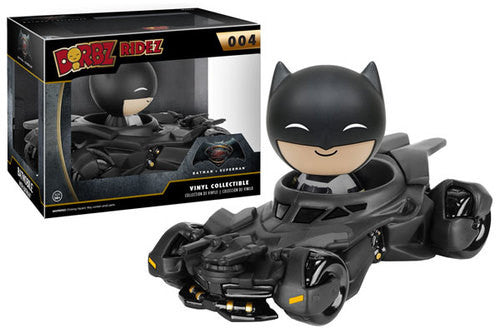 Funko DC Batman v Superman: Dawn of Justice Dorbz Ridez Batmobile