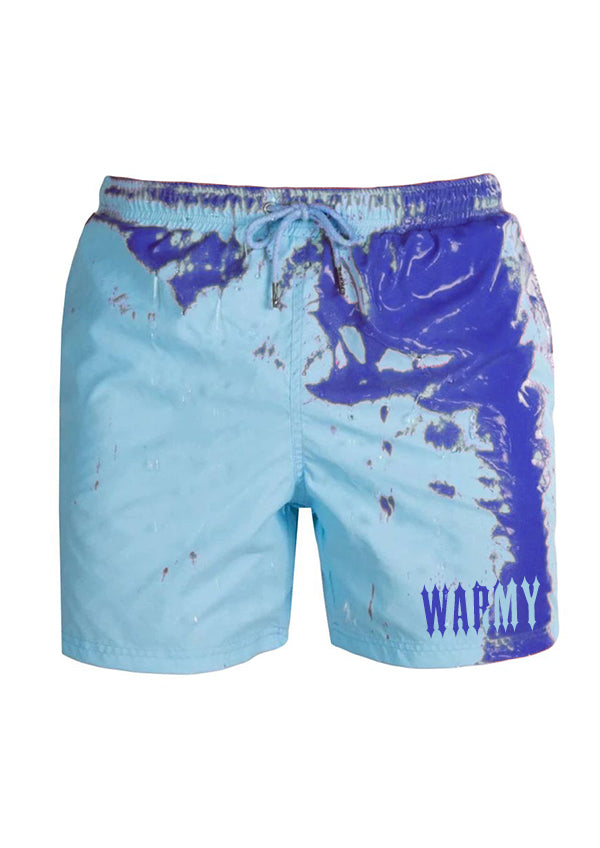 WMY COLOR CHANGING SWIM | BLUE-DARK BLUE