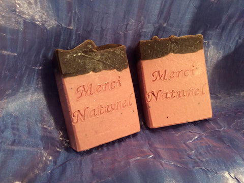 Chocolate Strawberry Soap