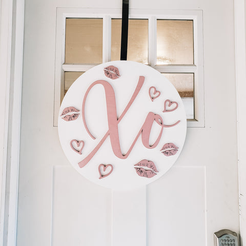 Valentines Day Sign For Front Door