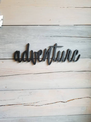 adventure decor