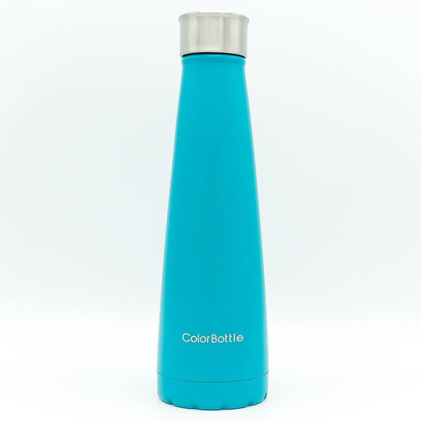 bouteille isotherme inox émeraude design colorbottle