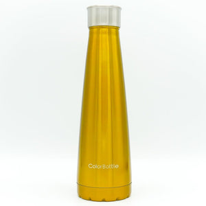 bouteille isotherme inox 500ml design or colorbottle