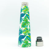 bouteille isotherme inox fleuris colorbottle