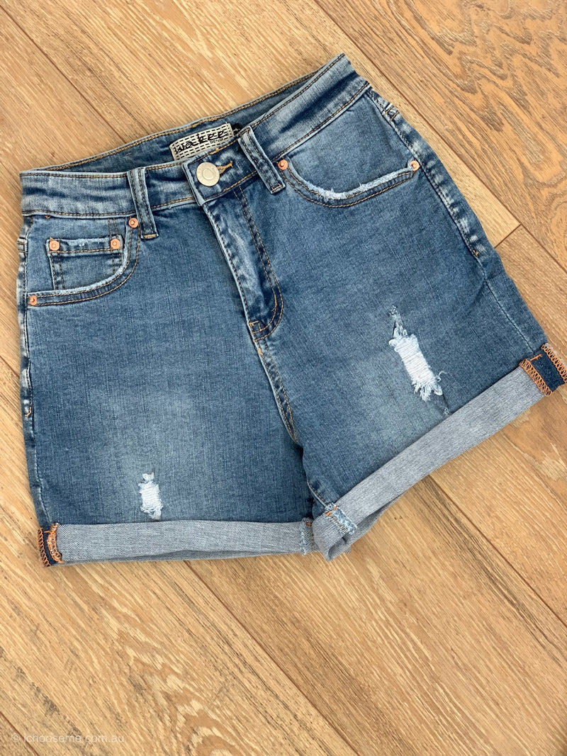 Benji Denim Shorts