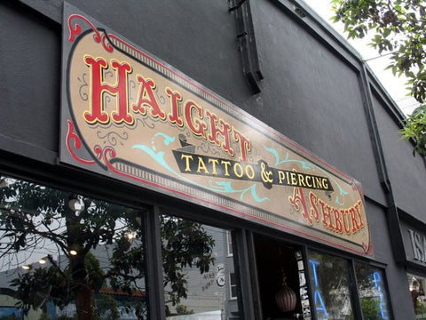 Haight Ashbury Tattoo & Piercing
