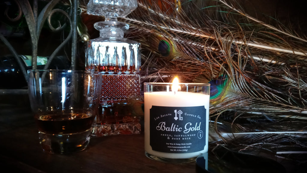 Baltic Gold No.2 - Lux Arcana Candle Co.