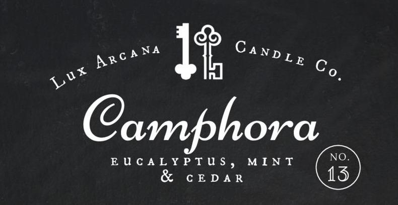Camphora No.13 - Lux Arcana Candle Co.