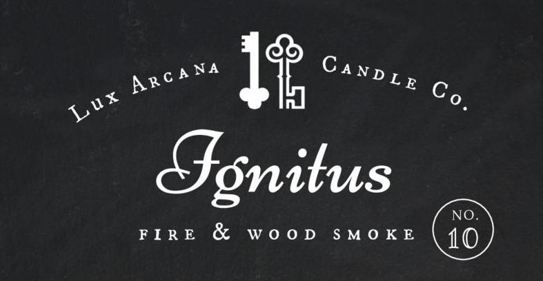 Ignitus No.10 - Lux Arcana Candle Co.