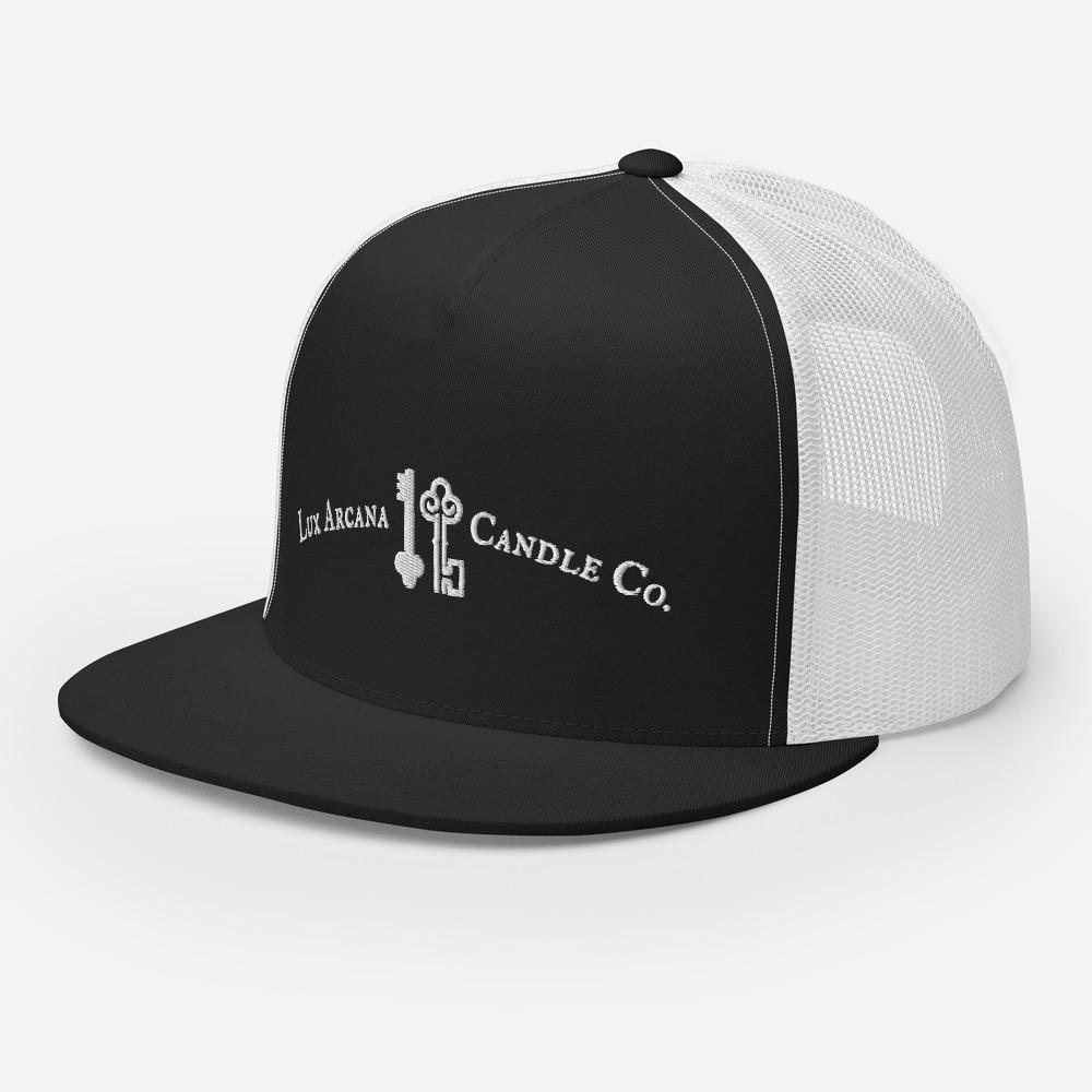 Lux Arcana Candle Co. Embroidered Trucker - Lux Arcana Candle Co.
