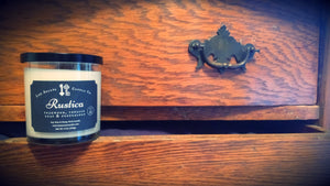 Rustica No.11 - Lux Arcana Candle Co.