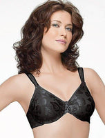 PO Wacoal 34C Awareness Black Underwire Bra 85567 Free Shipping #52998