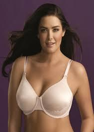NEW Olga 42DD Bra Luxury Lift Full Figure Underwire Bra 35063 Ivory #65144