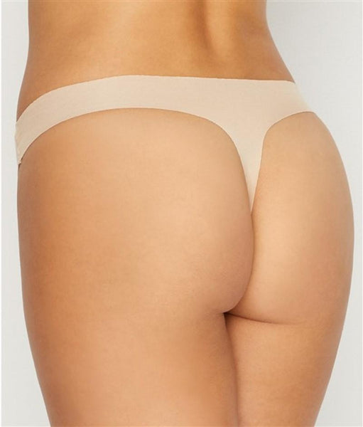 New 1 Wacoal Beyond Naked Cotton Thongs Size L 879259 #69911