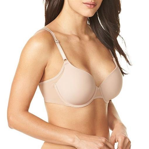 NWOt Warner's 36D No Side Effects Underwire Contour RB5781A Beige #71807