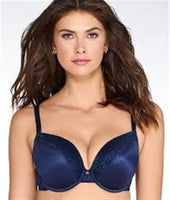 NEW Le Mystere Safari Bra 9978 Navy Blue 36D T-Shirt Bra #73891