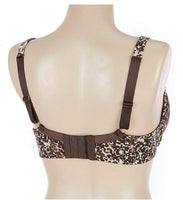 NEW Le Mystere Safari Bra 9978 Animal Print 34DD/E T-Shirt Bra #73898