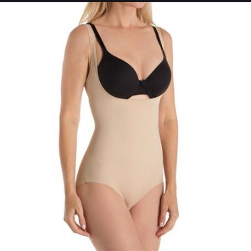 NWOt Naomi & Nicole L 7081 Luxe Shaping Torsette Body Shaper Back Magic 76860