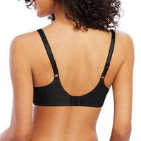 NEW Bali 42DD Beauty Lift Natural Lift Underwire Bra 6563 Black #77460