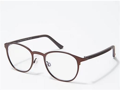 Prive Revaux The Victor Blue Light Readers 3.5 Brown #78202