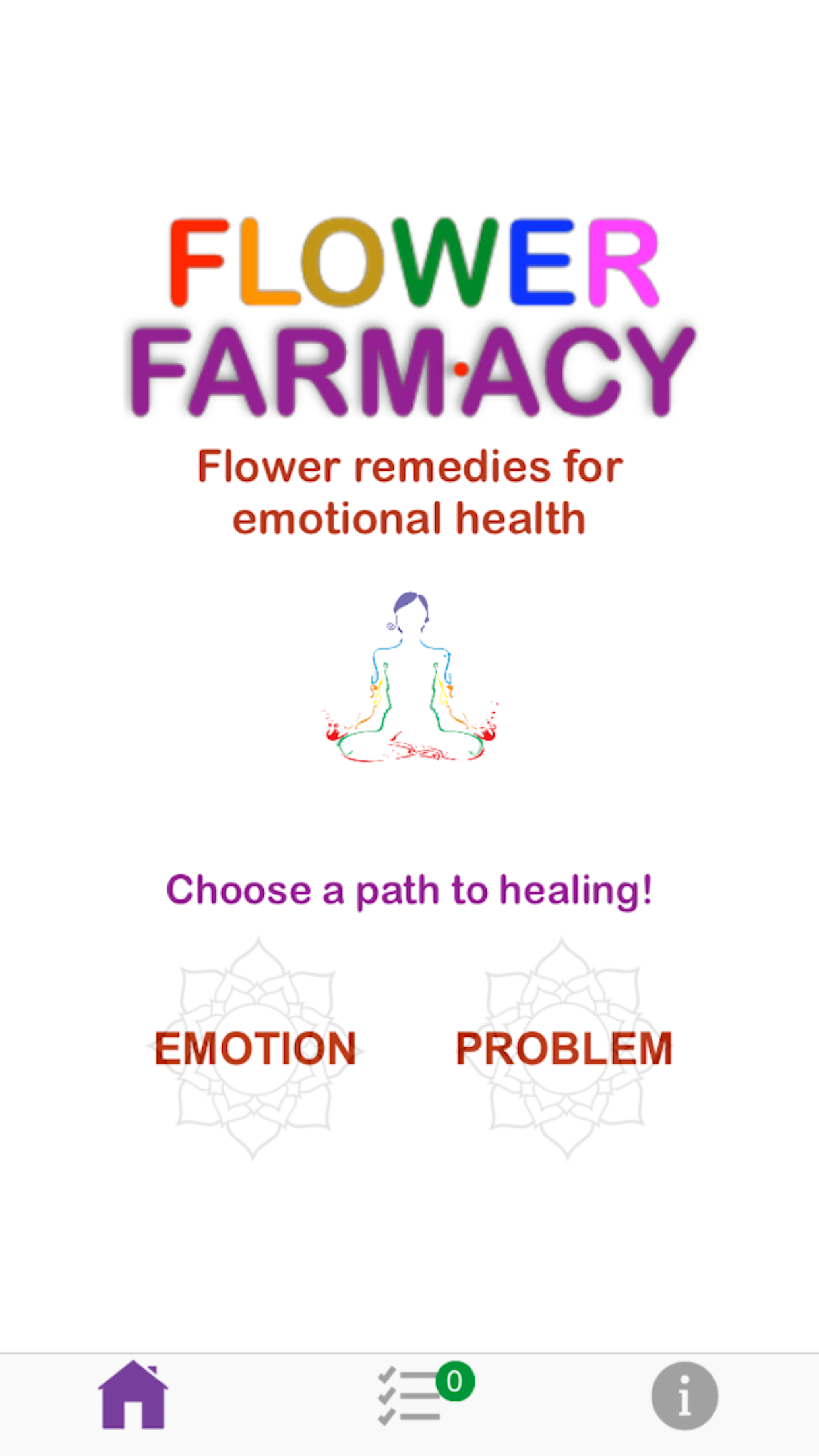 Flower Farmacy: Home
