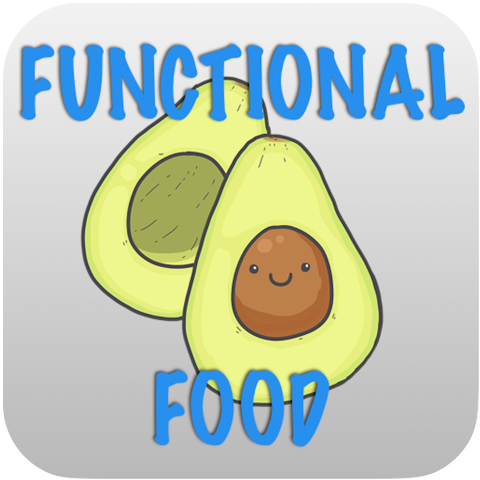 Functional Food App Icon