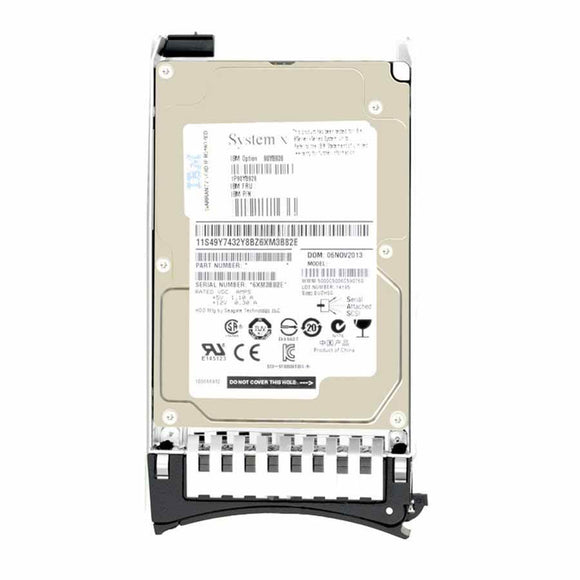 IBM 900GB 10K 2.5 Drive for DS3500 Series, 1746-5225