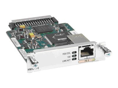 Cisco 1-port 10/100 Routed Port HWIC (HWIC-1FE)