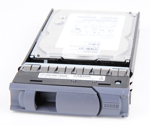 NetApp 300GB 15K SAS disk drive for DS4243 (X410A-R5)
