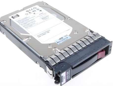 HP EF0300FARMU 300GB 15000rpm SAS 6gbps 3.5inch Dual Port LFF Hard Disk Drive with Tray