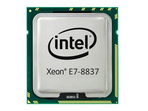 88Y6112 Intel Xeon Processor E7-8837 8C 2.67 GHz 24 MB Cache 1066 MHz 130W