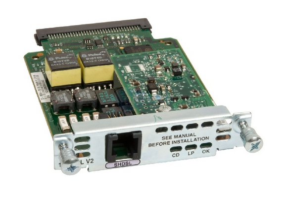 Cisco 1-Port G.SHDSL WAN Interface Card (WIC-1SHDSL-V2)