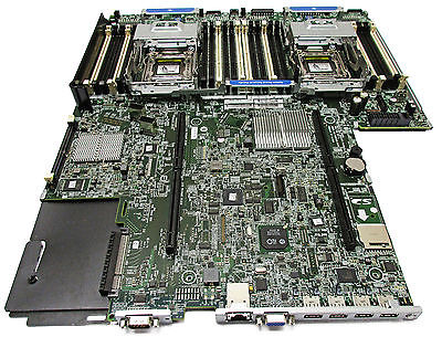 HP 662530-001 System I/O Board (motherboard) Assembly for DL380p Gen8