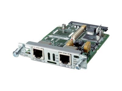 Cisco 1-Port Analog Modem WAN Interface Card (Ver. 2) (WIC-1AM-V2)