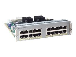 Cisco Catalyst 4900M 20-port 10/100/1000 Half Card RJ-45 (WS-X4920-GB-RJ45)
