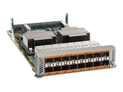 Cisco Nexus 5500 Unified Ports Module 16p (N55-M16UP)