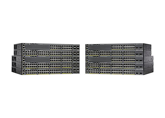 Cisco Catalyst 2960-XR 24 GigE, 2 x 10G SFP+, IP Lite (WS-C2960XR-24TD-I)