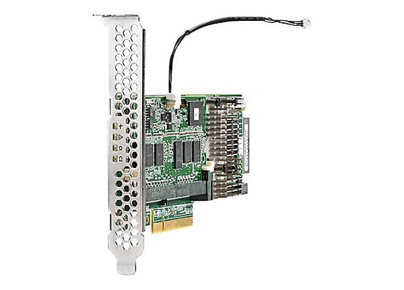 HP Smart Array P440/4GB FBWC 12GB 1-port Int SAS Controller (726821-B21)