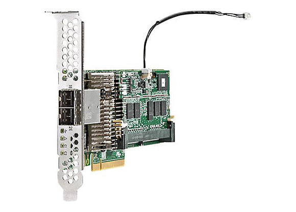 HP Smart Array P441/4GB FBWC 12GB 2-ports Ext SAS Controller (726825-B21)