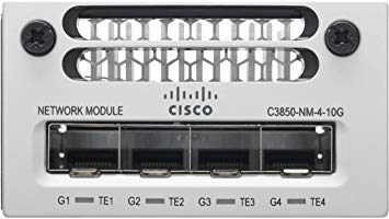 C3850-NM-4-10G Cisco 3850 4 Port 10GB Network Module
