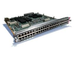 Cisco 6500 Switch Module 48 Port 10/100/1000 - RJ45 (WS-X6148A-GE-TX)