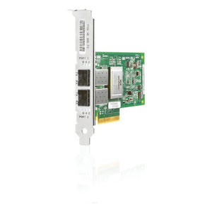 HP 82Q 8GB Dual Port PCIe Fiber Channel Host Bus Adapter (489191-001)