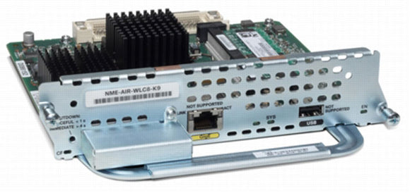 Cisco 6 AP Wireless Controller (NME-AIR-WLC6-K9)