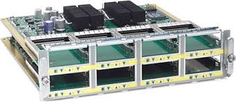 Cisco 8 port 10GE 2:1 Card + X2 Interfaces (WS-X4908-10GE)