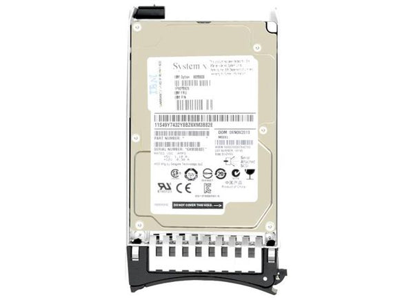 IBM 4TB 7.2K 3.5 Drive for DS3000 Series, 1746-5195