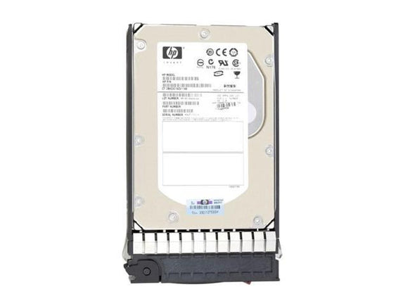 HP 516832-004 450GB 15000rpm SAS 6GB 3.5inch LFF Dual Port Hot Plug Enterprise Hard Drive with Tray
