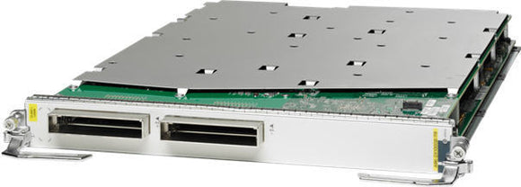Cisco ASR 9000 A9K-2X100GE-SE 2-port 100GE, Service Edge Optimized Linecard