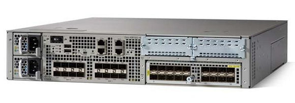 Cisco ASR1002-HX Router with 4x10GE & 4x1GE ports