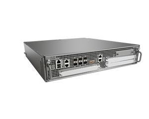 Cisco ASR1002-F (Fixed) Router (ASR1002-F) - 3/4 View