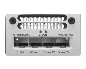 Cisco 3850 2 Port 10GB Network Module (C3850-NM-2-10G)